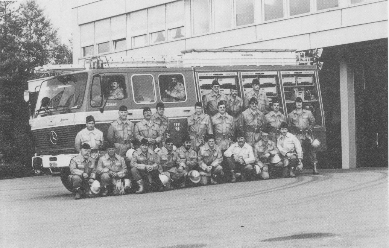 Pikett Regensdorf 1989