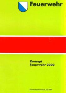 GVZ Feuerwehrkonzept 2000